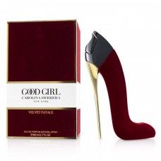Good girl velvet fatale carolina herrera 80ML