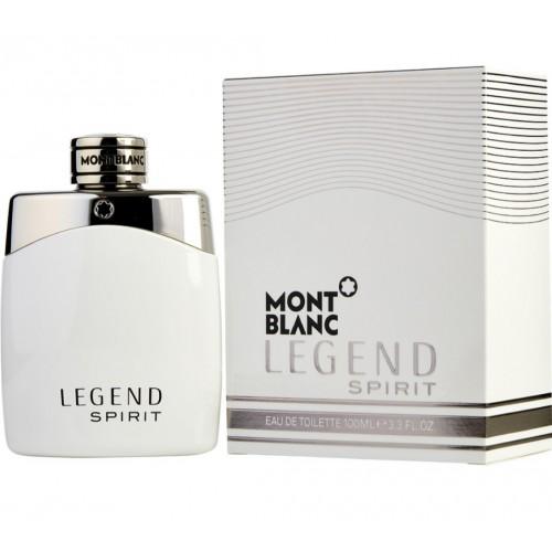 Mont Blanc Legend Spirit 100ml Eau De Toilette