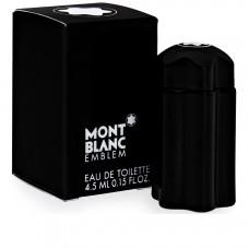 mont blanc emblem 4.5 ml mini for men