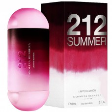 212 Summer Limited Edition For Women 100ml