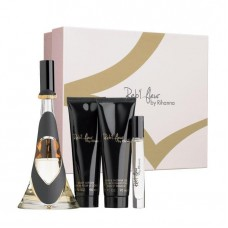 Rihanna Rebl Fleur 4 Pcs Gift Set 100ml